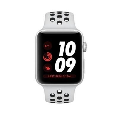 ساعت هوشمند اپل سری 3 ( Nike - GPS - 42mm )