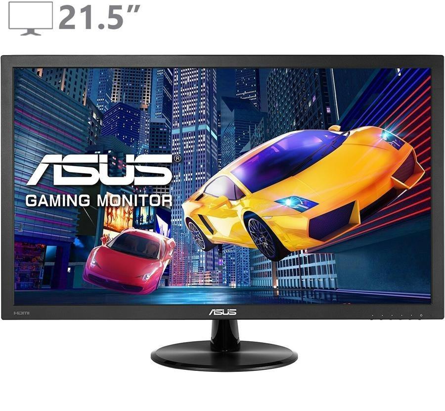 عکس مانیتور گیمینگ ایسوس مدل وی پی 228 اچ ای مانیتور ایسوس VP228HE Full HD Gaming Monitor مانیتور-گیمینگ-ایسوس-مدل-وی-پی-228-اچ-ای