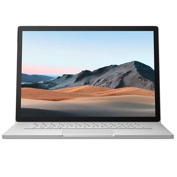 لپ تاپ ۱۵ اینچی مایکروسافت مدل سرفیس بوک ۳ با پردازنده i۷ نسل دهم