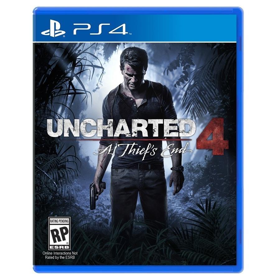 تصویر بازی Uncharted 4: A Thief's End – پلی استیشن 4 Uncharted 4: A Thief's End - PlayStation 4