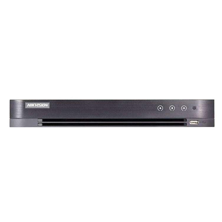 تصویر رکوردر ۴ کانال هایک ویژن DS-7204HQHI-K1 HIKVISION DS-7204HQHI-K1 Turbo HD