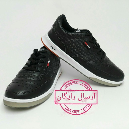 عکس کفش ست زنانه و مردانه TOMMYمشکی  کفش-ست-زنانه-و-مردانه-tommyمشکی