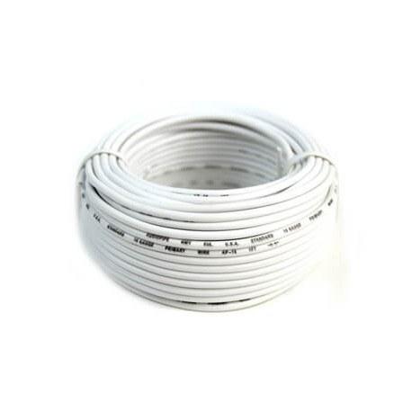 تصویر سیم نایلون سفید راد افشان سحر | سایز دو رشته 2 در 1.5