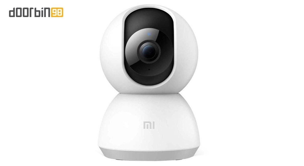 تصویر دوربین مداربسته شیائومی  Xiaomi MJSXJ05CM Mi Camera 360 Degrees 1080P Xiaomi Mi Home Security Camera 360 Degrees 1080P - MJSXJ05CMدوربین مداربسته شیائومی مدل MJSXJ05CM 1080p تحت شبکه