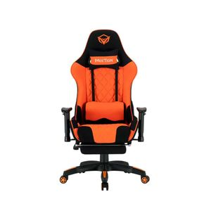 تصویر صندلی گیمینگ میشن مدل CHR25 4D Armrest Massage Gaming E-Sport Chair with Footrest CHR25
