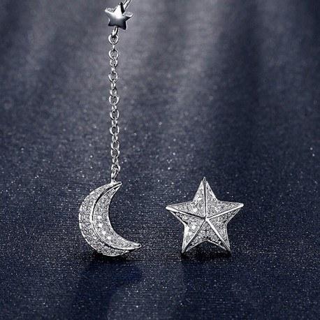گوشواره ماه و ستاره |
