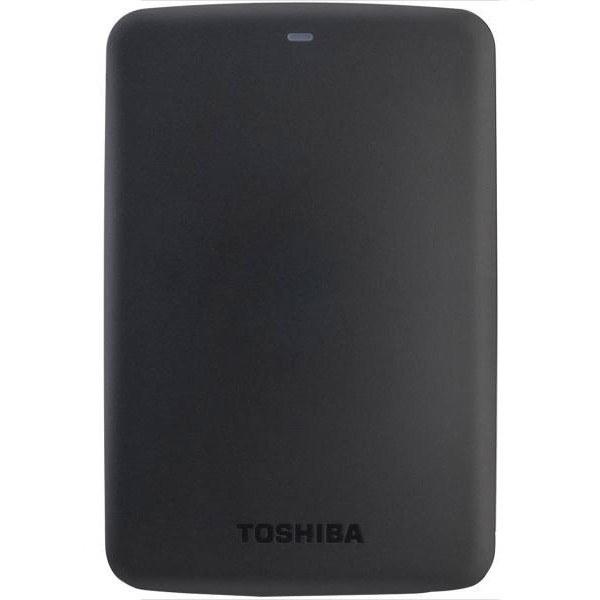 تصویر هارد دیسک اکسترنال توشیبا مدل 3 ترابایت TOSHIBA Canvio Basics 3TB