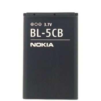 عکس باتری نوکیا BL-5CB ظرفیت 800 میلی آمپر ساعت Nokia BL-5CB 800mAh Battery باتری-نوکیا-bl-5cb-ظرفیت-800-میلی-امپر-ساعت