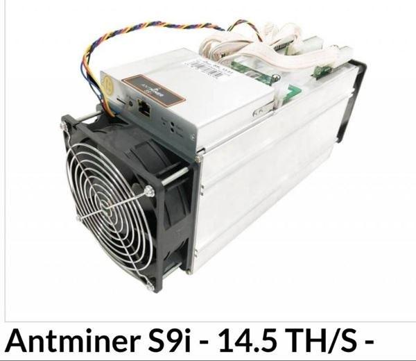 دستگاه انت ماینر استخراج بیت کوین s9i14.5th
