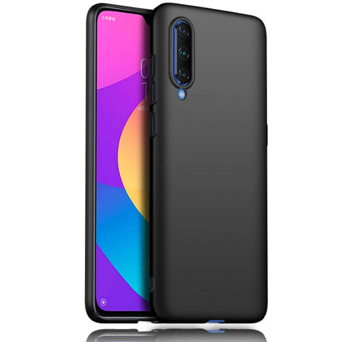 قاب ژله ای نرم شیائومی Anti-Fingerprint TPU Case Xiaomi Mi A3 | Mi CC9e |