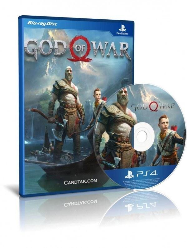 تصویر بازی God of War برای pS4 God of War Game for ps4