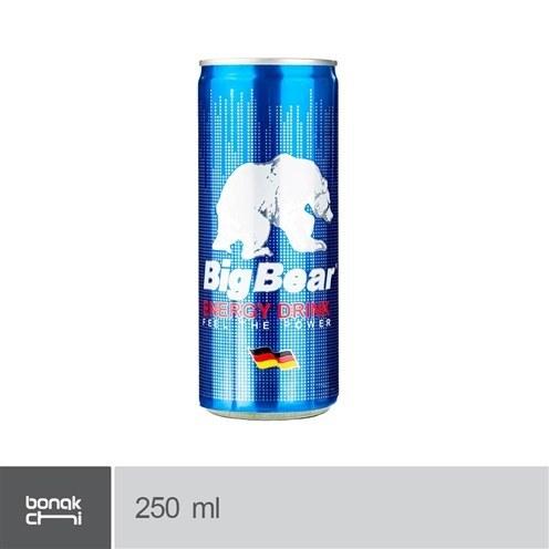 تصویر نوشابه انرژی زا بیگ بیر - 250 میلی لیتر Big Bear Simple energy drink - 250 ml