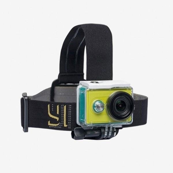 عکس هدبند نگهدارنده دوربین ورزشی شیائومی Xiaomi Yi Action Camera Head Mount هدبند-نگهدارنده-دوربین-ورزشی-شیایومی
