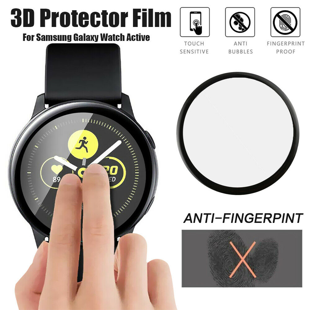 محافظ صفحه گلس ساعت اکتیو Galaxy Watch Active 2 44mm