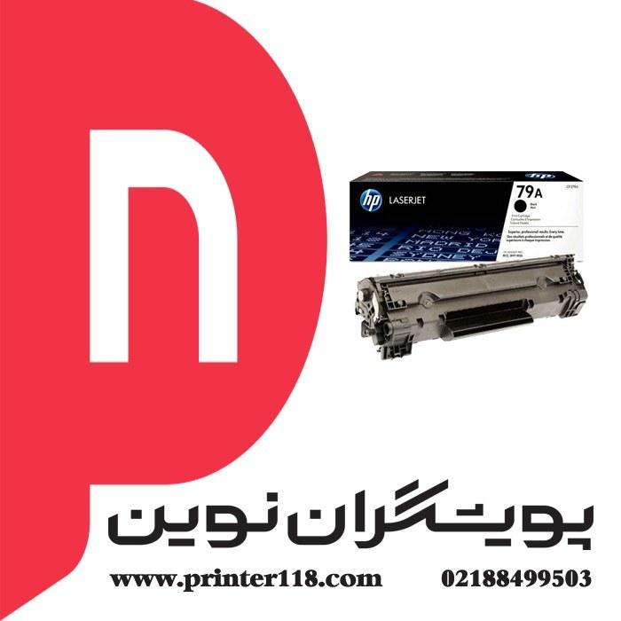 تصویر کارتریج اچ پی Laserjet 79A HP 79A Black Original LaserJet Toner Cartridge