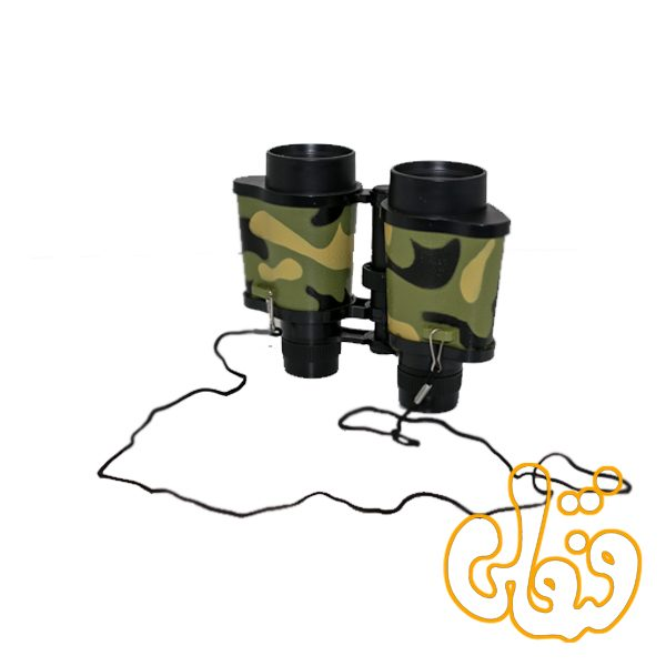 دوربین شکاری دو چشمی ارتشی