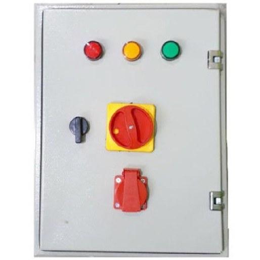 تصویر تابلو سه فاز استاندارد آسانسور