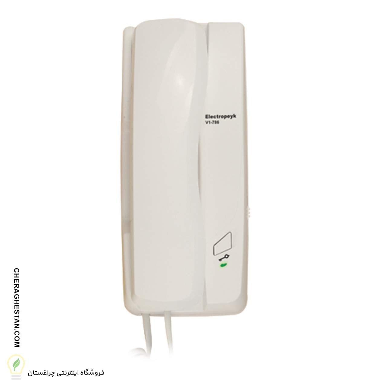گوشی آیفون صوتی الکتروپیک مدل V2-678