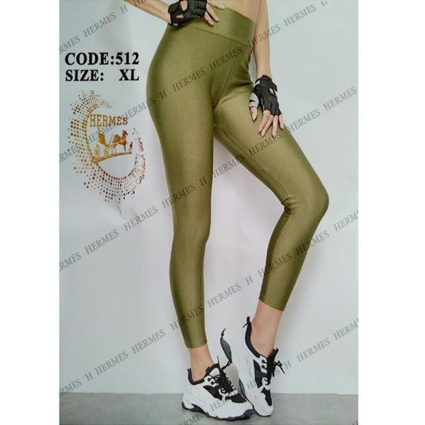 لگ زنانه براق طلایی هرمس
