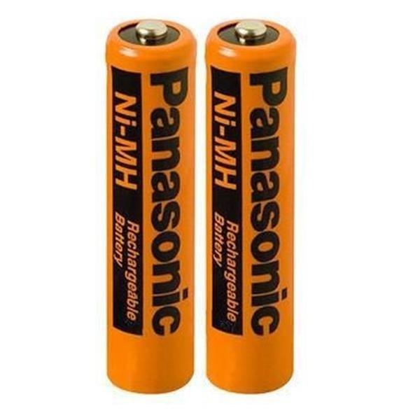 باتری نیم قلمی اورجینال تلفن بی سیم پاناسونیک مدل HHR-55AAAB