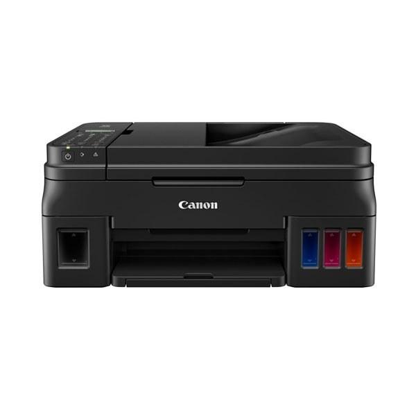 تصویر پرینتر چندکاره جوهرافشان کانن مدل PIXMA G4411 Canon PIXMA G4411 Multifunction Inkjet Printer