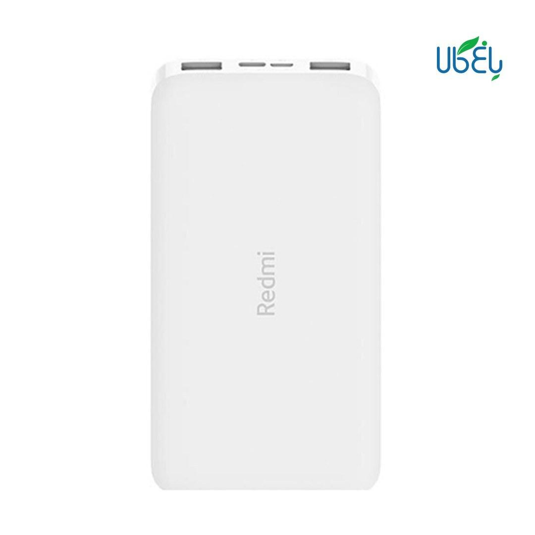 main images شارژر همراه شیائومی مدل Redmi PB100LZM ظرفیت 10000 میلی آمپر ساعت همراه کابل microUSB Xiaomi 10000mAh Redmi Global Power Bank PB100LZM with microUSB Charging Cable