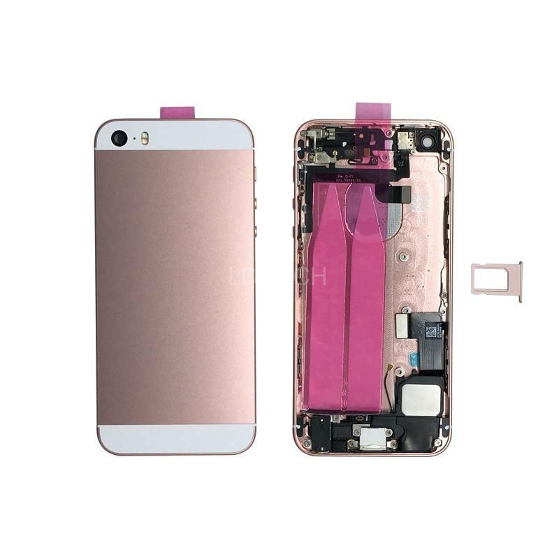 تصویر قاب و شاسی کامل گوشی Apple iPhone SE