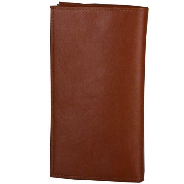کیف پول کتی چرم طبیعی مردانه مدل Lw8