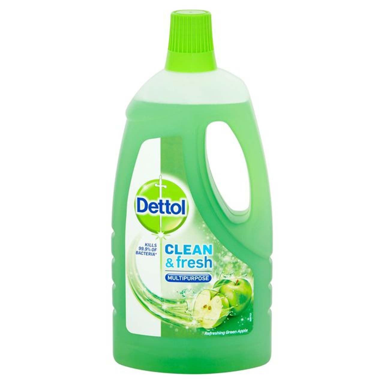 پاک کننده همه منظوره سیب سبز دتول Dettol |