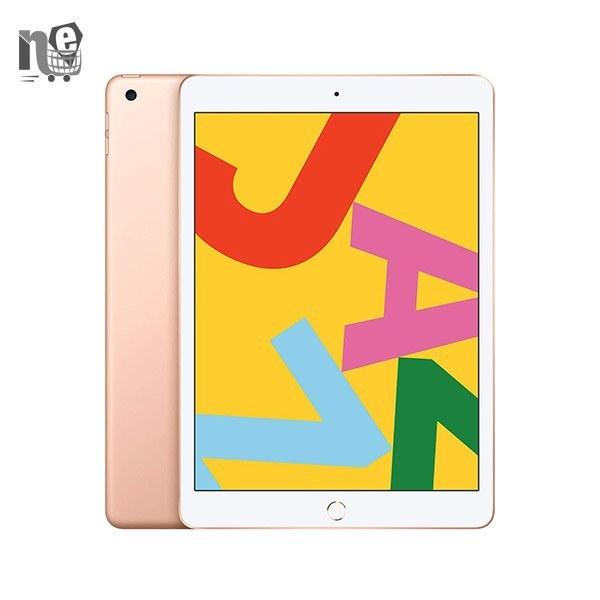 تصویر تبلت اپل آیپد مدل 10.2 اینچی 2019 ظرفیت 128 گیگابایت 4G Apple iPad 10.2 inch 2019 4G128GB Tablet