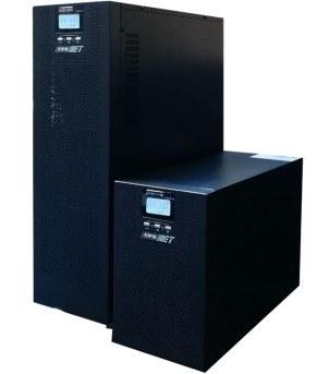 یو پی اس ایمن توان مدل Double ET با ظرفیت ۶۰۰۰ ولت آمپر