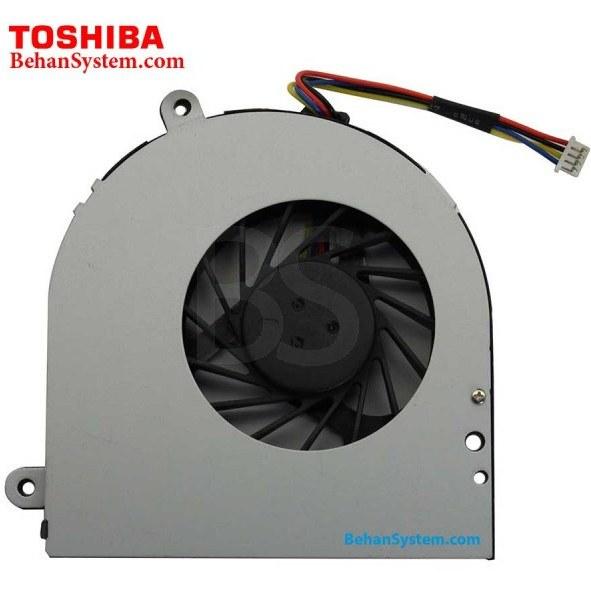 تصویر فن پردازنده لپ تاپ Toshiba مدل Satellite C650