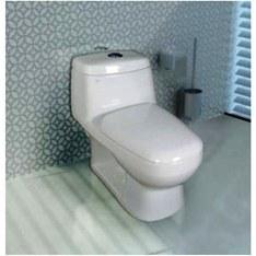 توالت فرنگی گلسار فارس مدل پارمیس |