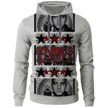 هودی مردانه طرح Eminem کد AP45