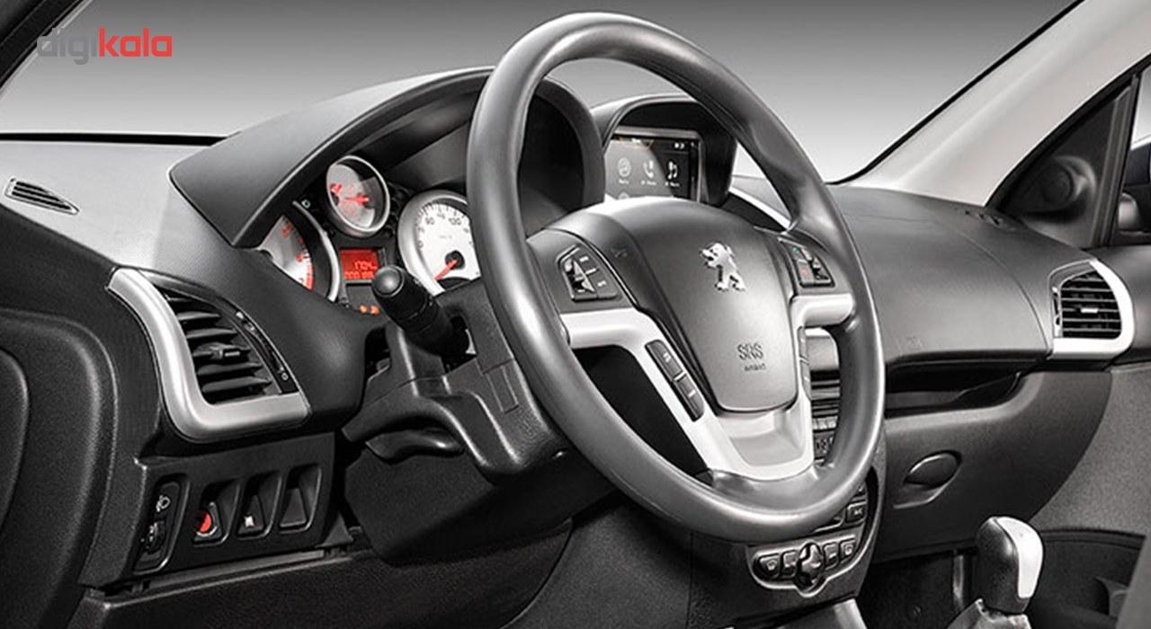 عکس خودرو پژو 207 اتوماتیک سال 1397 Peugeot 207i 1397 AT خودرو-پژو-207-اتوماتیک-سال-1397 9
