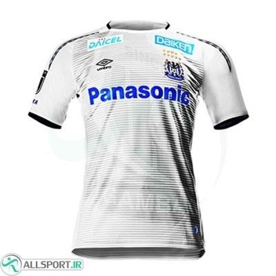 پیراهن دوم گامبااوزاکا Gamba Osaka 2019-20 Away Soccer Jersey