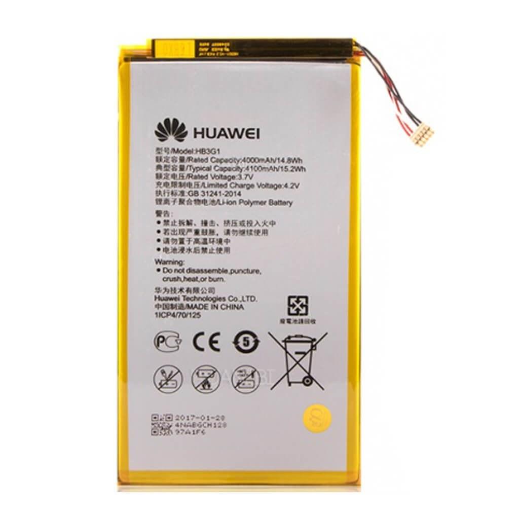 تصویر باتری هوآوی Huawei MediaPad 7 Lite مدل HB3G1 battery Huawei MediaPad 7 Lite model HB3G1