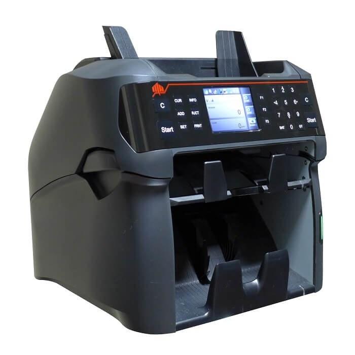 دستگاه تفکیک و تشخیص اصالت اسکناس مستر ورک مدل ان سی ۷۱۰۰