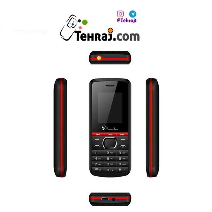 گوشی موبایل دکمه ای جی ال ایکس glx x power2 اورجینال