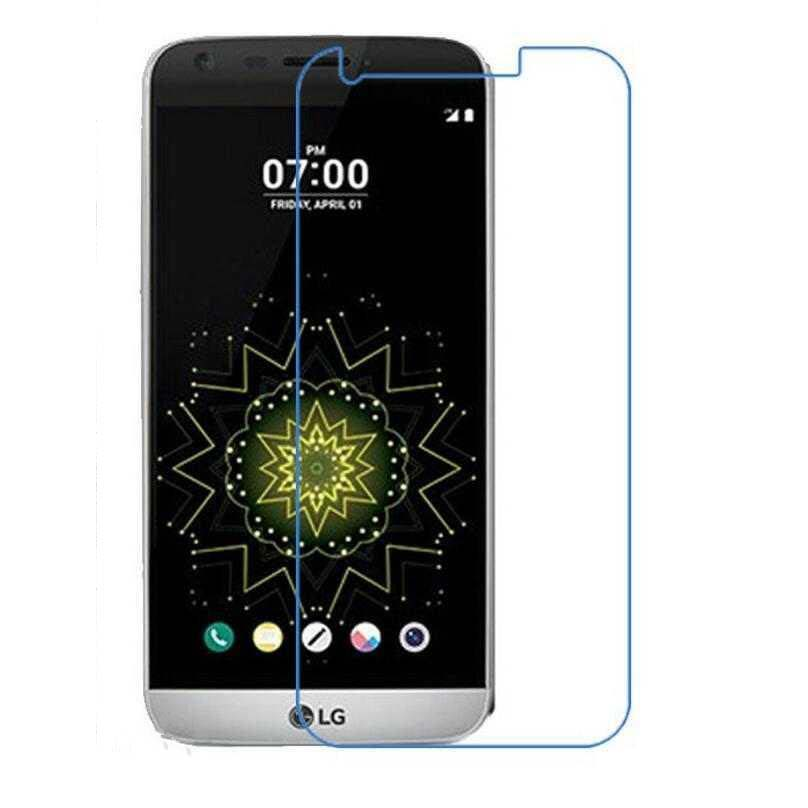 تصویر گلس شیشه ای LG G5