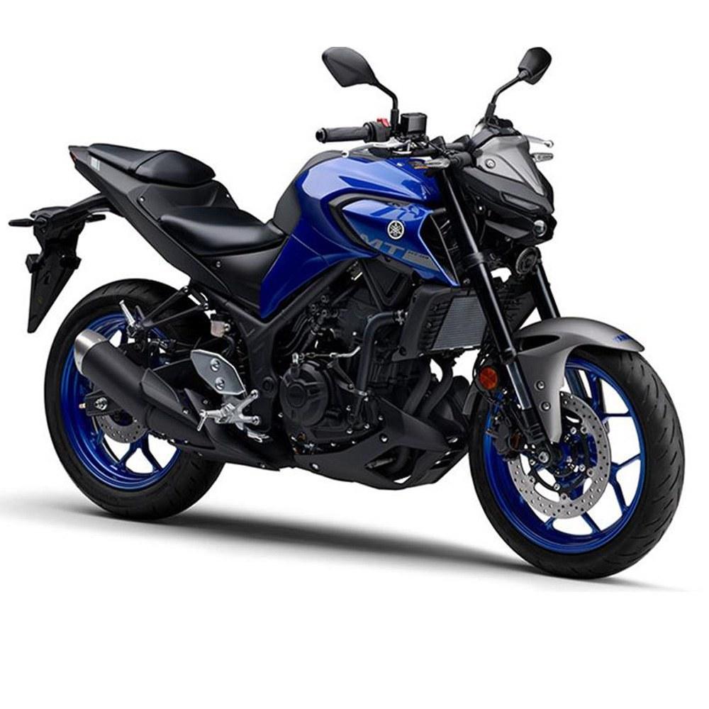 تصویر موتور سیکلت یاماها MT25 مدل 1400