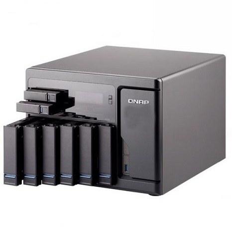 Qnap TVS-863 Plus 8G NAS – Diskless |