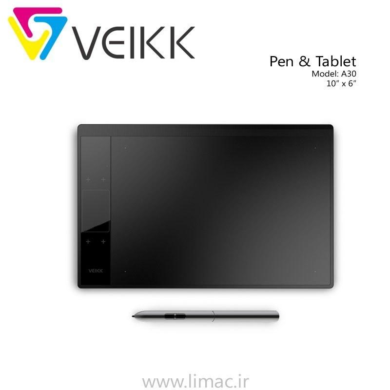تصویر ویک  Veikk A30