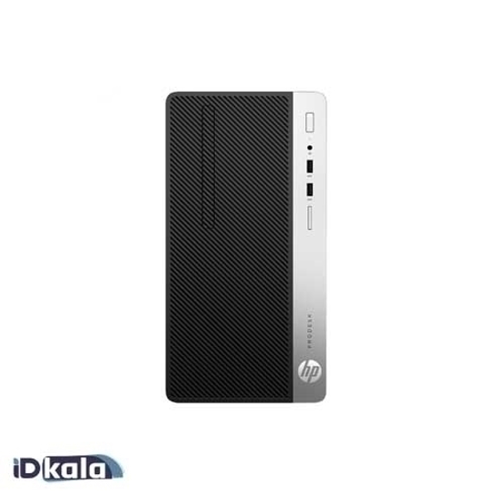 تصویر کامپیوتر دسکتاپ HP مدل PRODESK 400 G6 - X