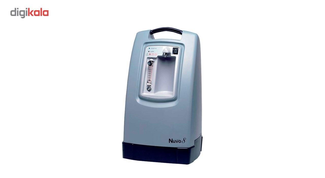 img اکسیژن ساز نایدک Nidek nuvo8 Nidek nuvo8 oxygen Concentrator