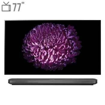 تلویزیون ال ای دی هوشمند ال جی سری Signature مدل OLED77W7T سایز 77 اینچ | LG Signature OLED77W7T Smart OLED TV 77 Inch