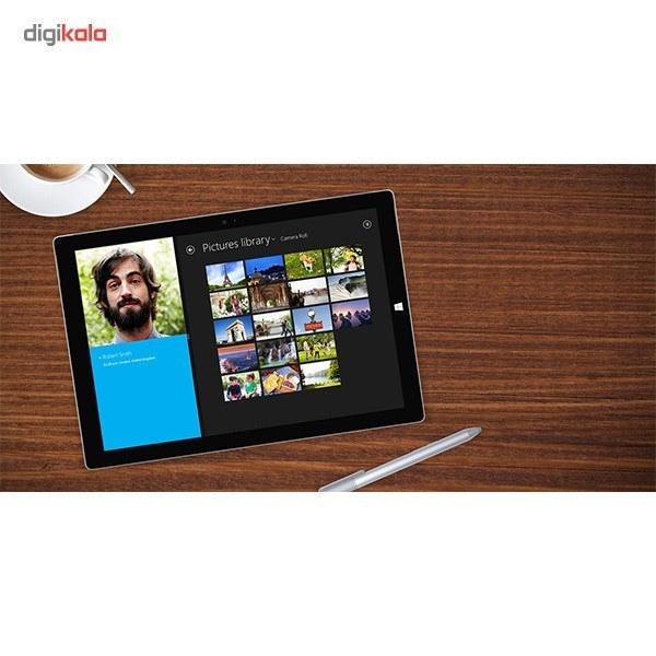 عکس تبلت مايکروسافت مدل Surface Pro 3 - A به همراه کيبورد ظرفيت 256 گيگابايت Microsoft Surface Pro 3 with Keyboard - A - 256GB Tablet تبلت-مایکروسافت-مدل-surface-pro-3-a-به-همراه-کیبورد-ظرفیت-256-گیگابایت 3