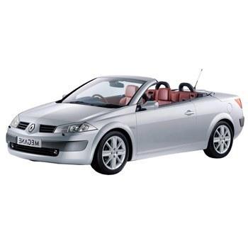 خودرو مگان مدل Convertible کوپه اتوماتيک سال 2006