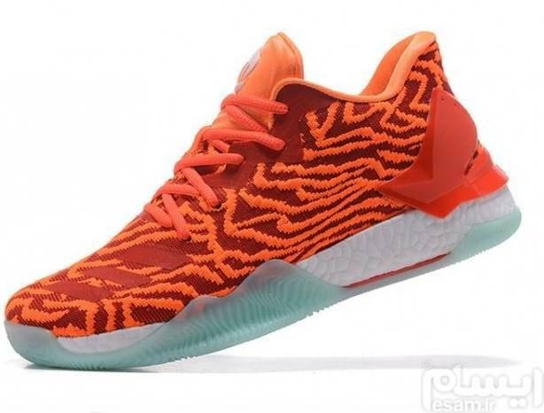 کتونی adidas مدل adidas D Rose 7 Low Orange  