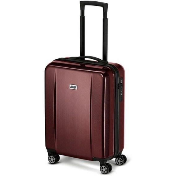 چمدان زرشکی کوچک بی ام و BMW M  